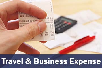 Travel and Business Expense